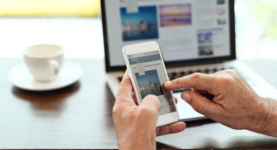 Responsive Webdesign für jede Bildschirmauflösung